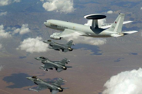 NATO planes