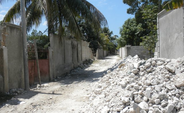 Haiti: A Disaster Still Felt, One Year Later