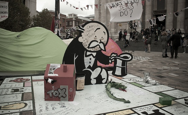 monopoly occupy
