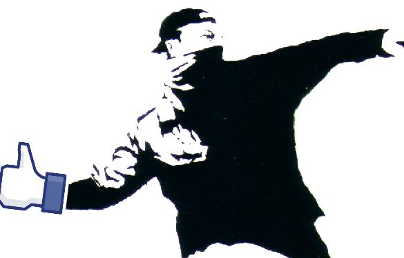 Slacktivist Banksy 2