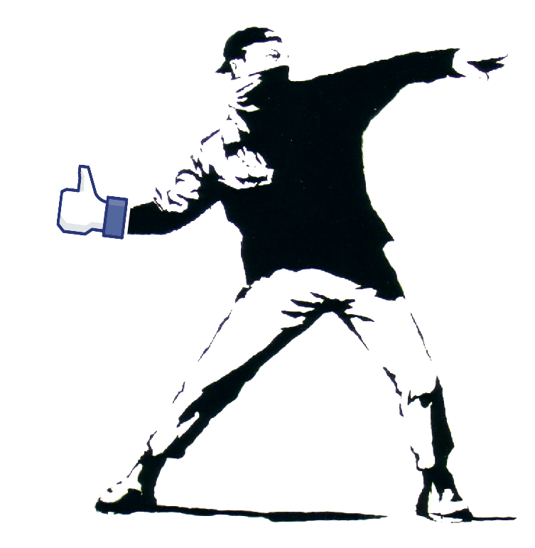 http://the-generation.net/wp-content/uploads/2012/07/Slacktivist-Banksy.png