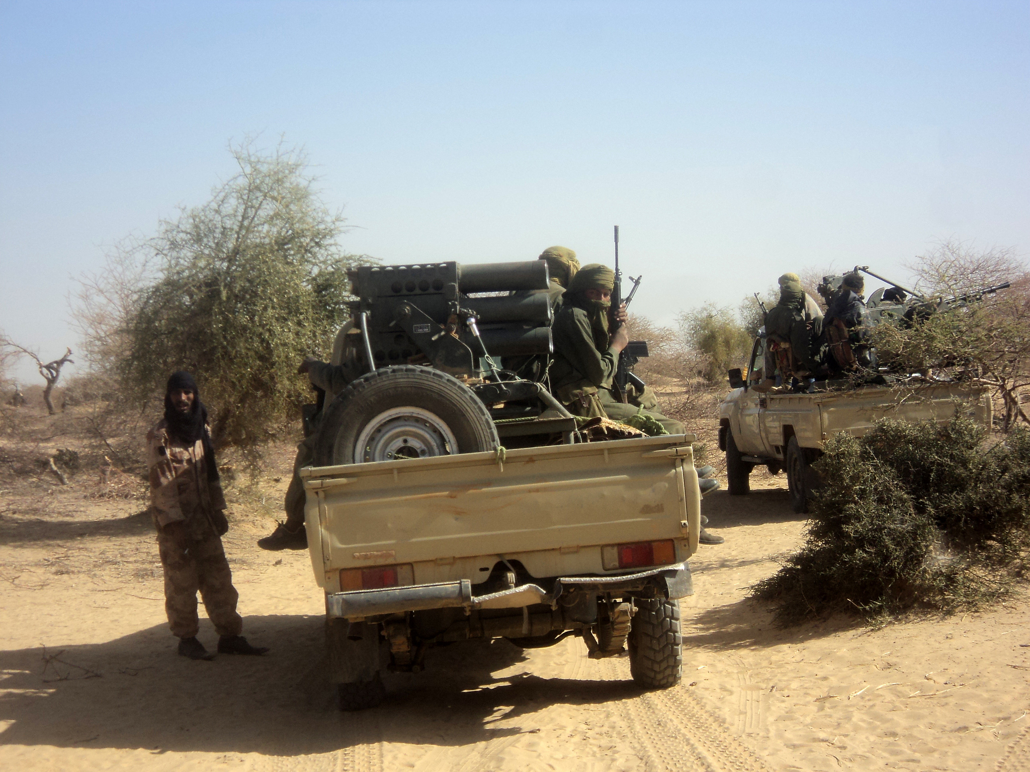 Terrorist Coup Threatens to Destroy Mali