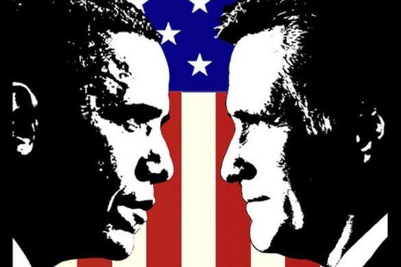 obama v romney