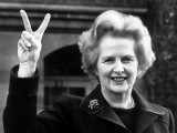 Thatcher's gone