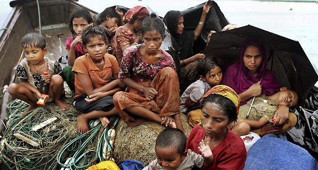 Persecution of Rohingya is Key to a Profitable U.S.-Burma Relationship