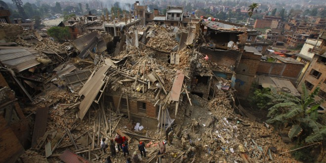 Expediting Aid in Rural Nepal