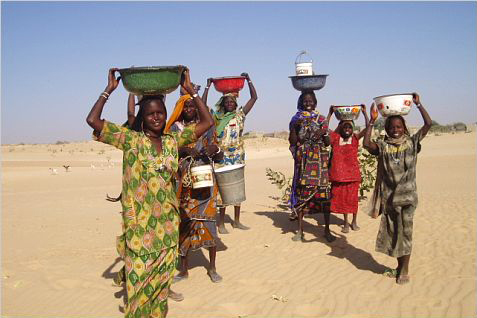 Trust Women, Improve Water Supply