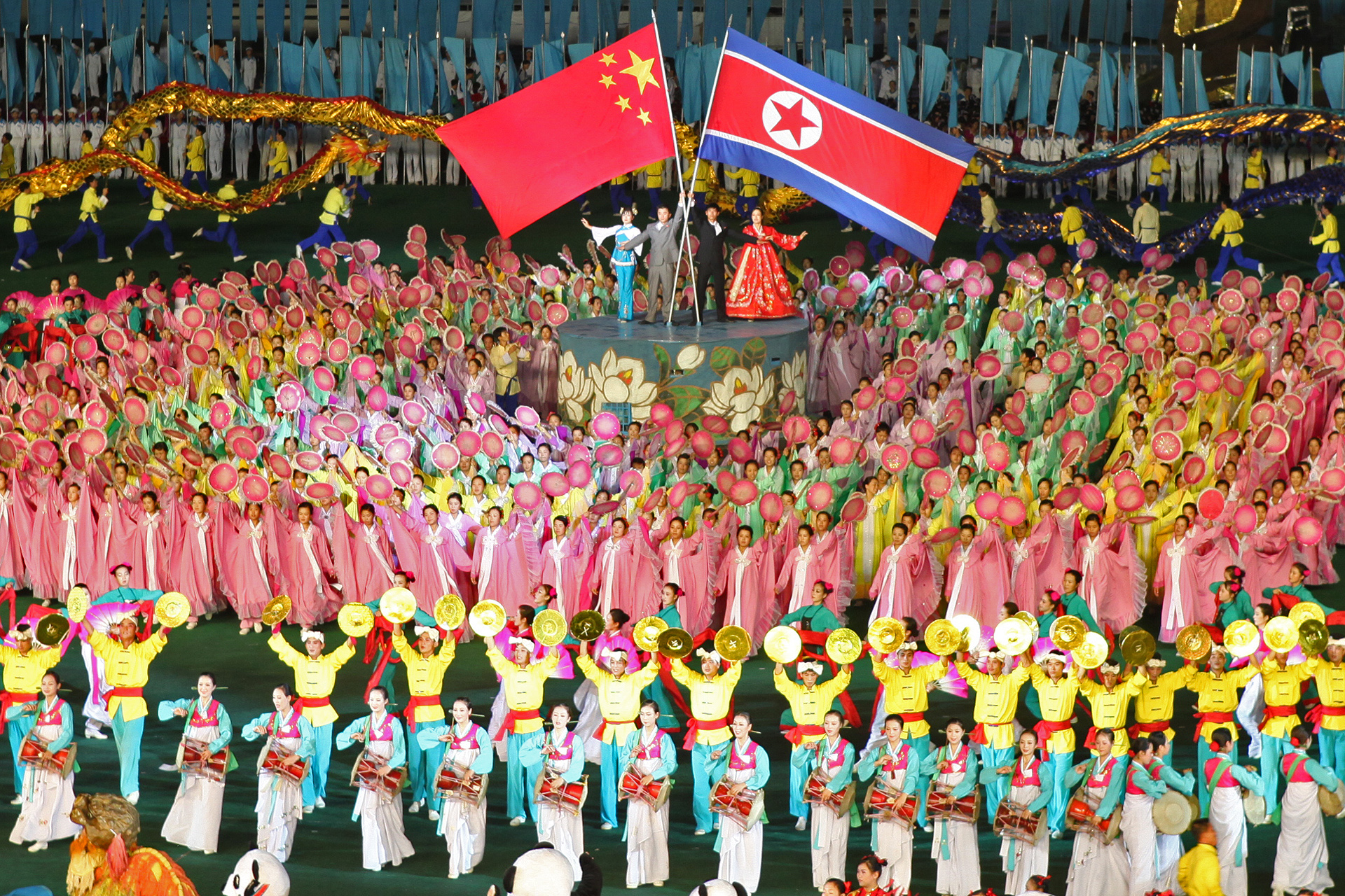 Frenemies: Strained Relations Between North Korea and China