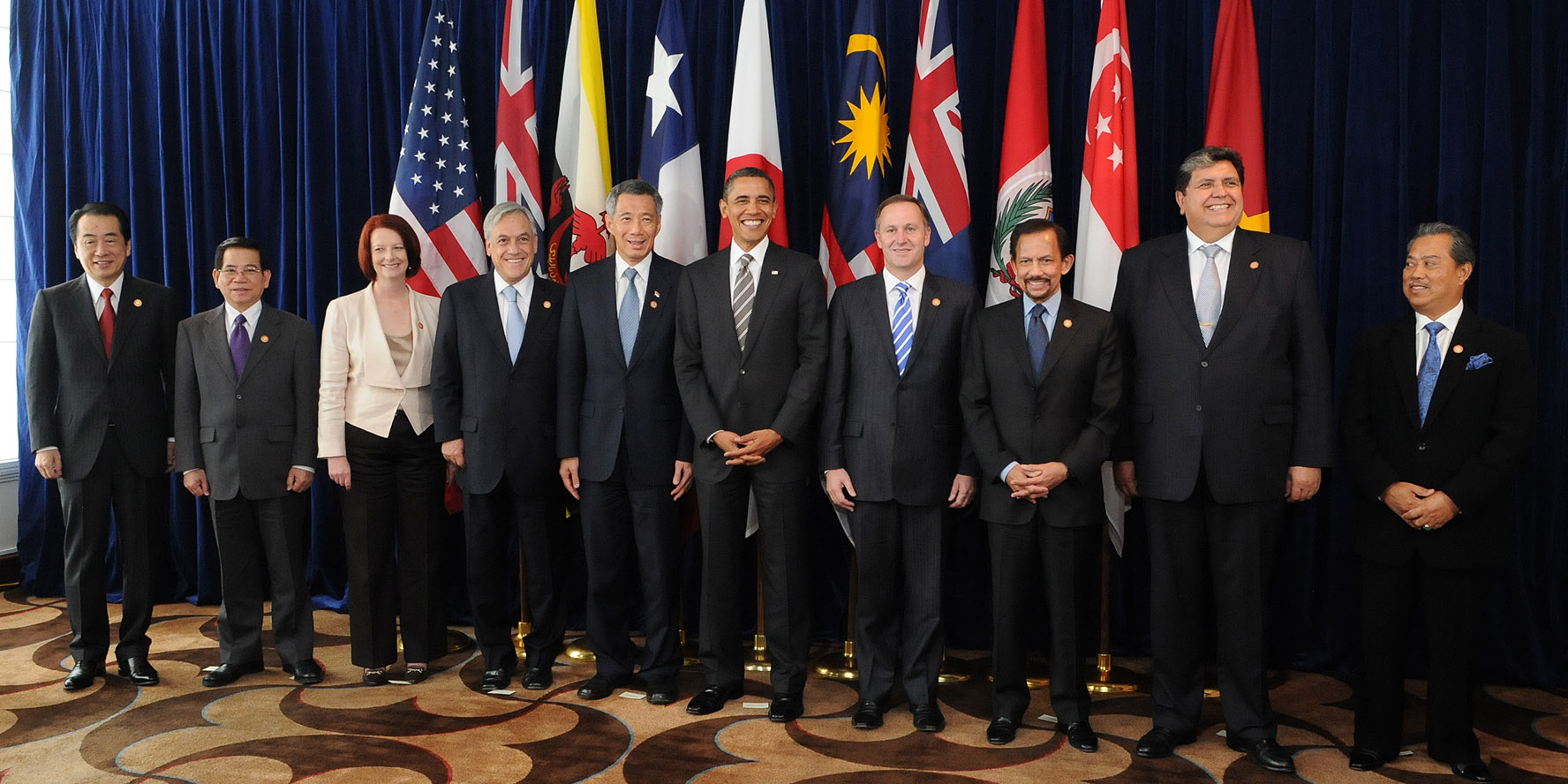 Redefining International Interdependency: The Trans-Pacific Partnership