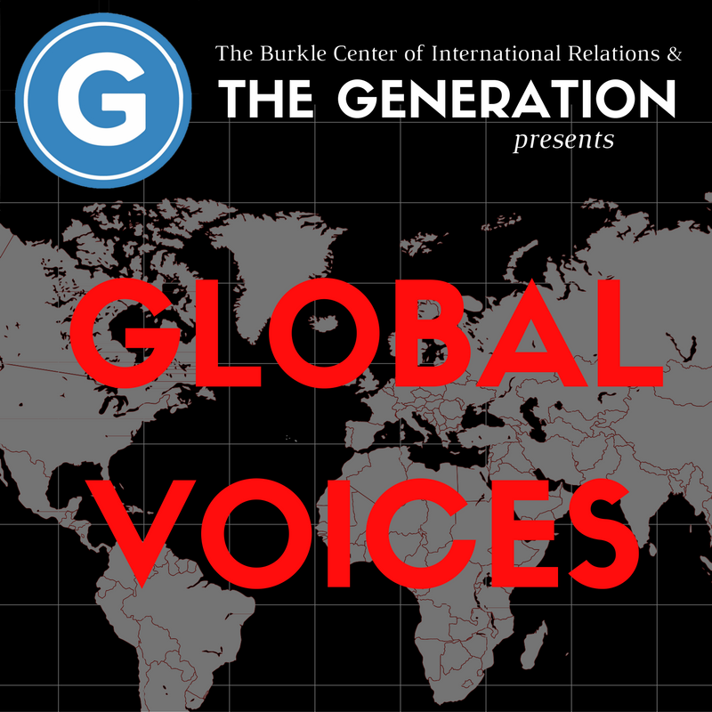 "The Generation Presents: Global Voices, Episode 1: ""The Strongman"""