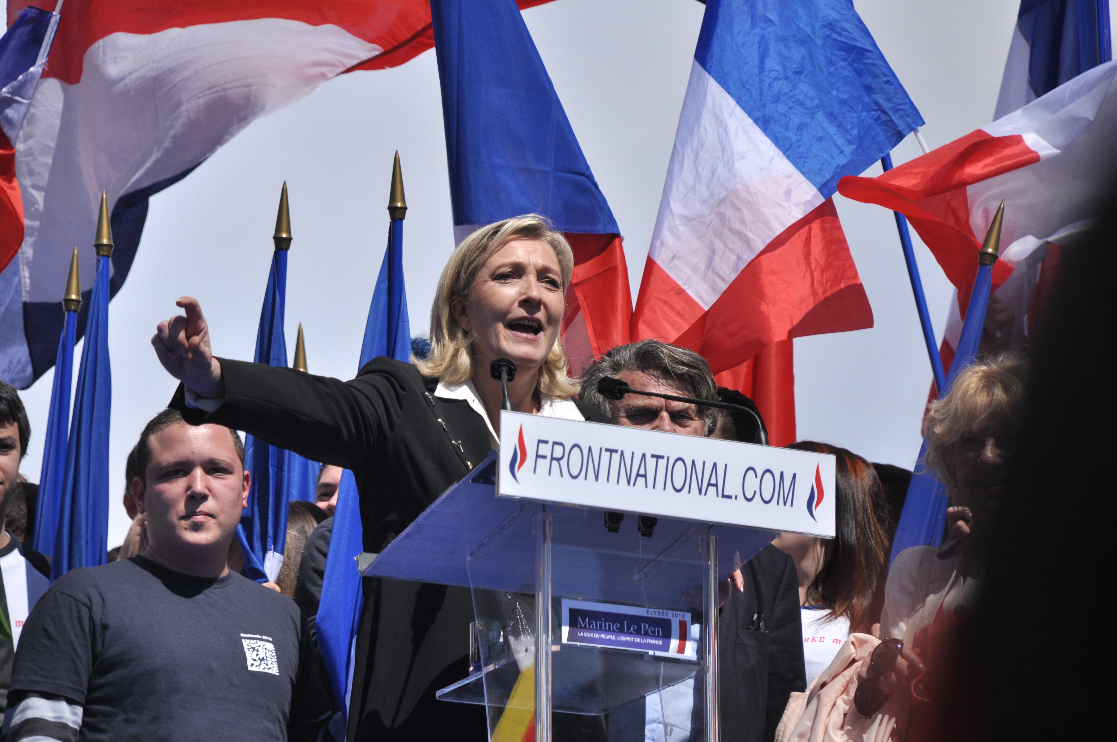 To Resist Le Pen, France Must Overcome A Nationalistic Precedent