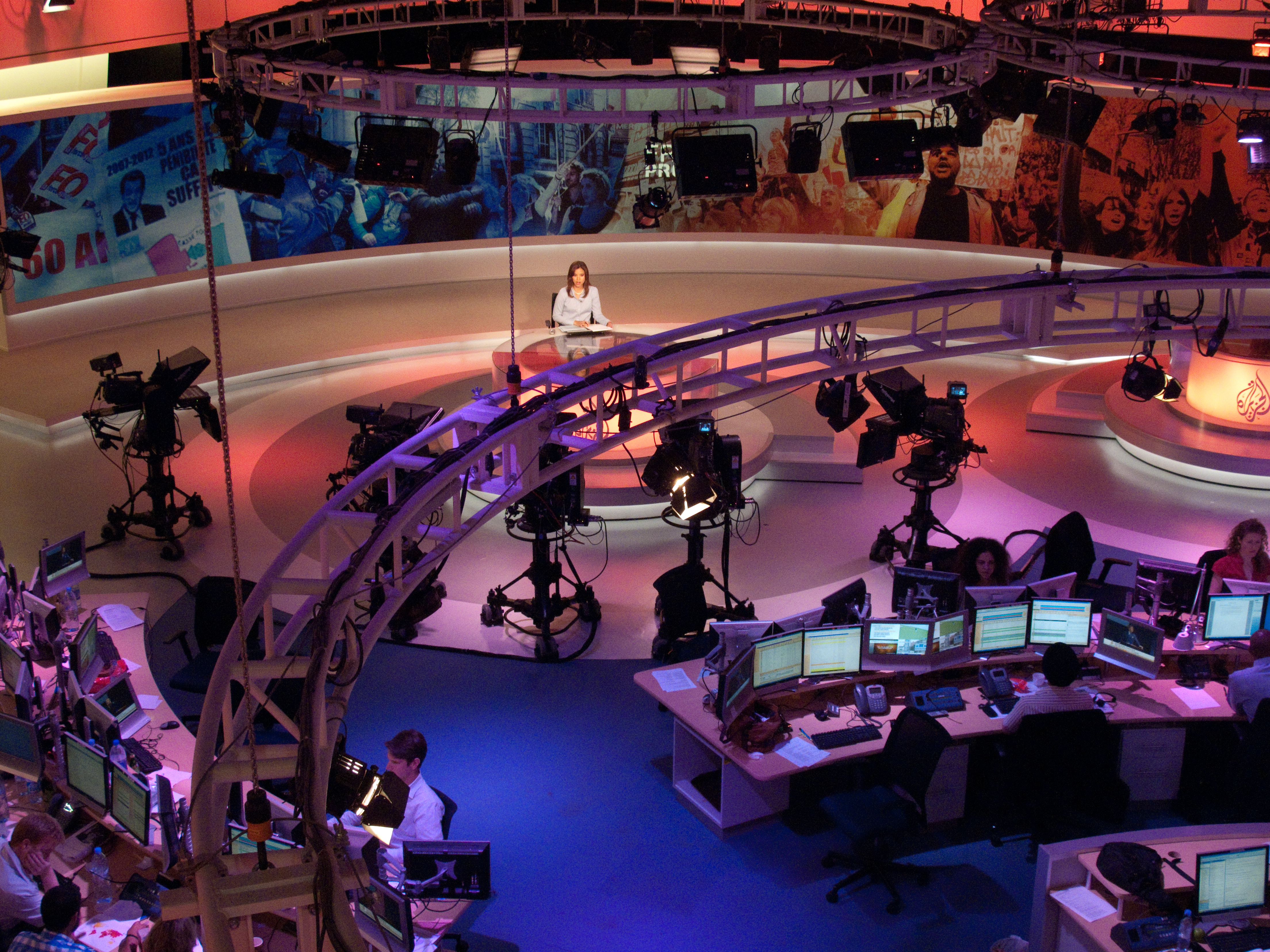 Al Jazeera and the Gulf Crisis: Consequences of Partial Press Freedom