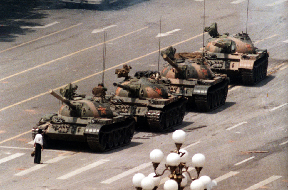 The Non-Legacy of Tank Man – The Chinese Government's Suppression of Activism