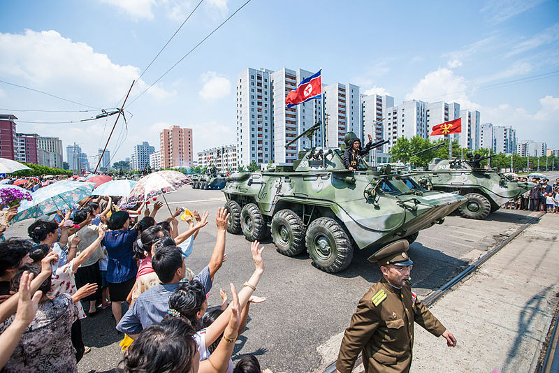 https://commons.wikimedia.org/wiki/File:Tank_in_the_DPRK_Victory_Day_Parade.jpg