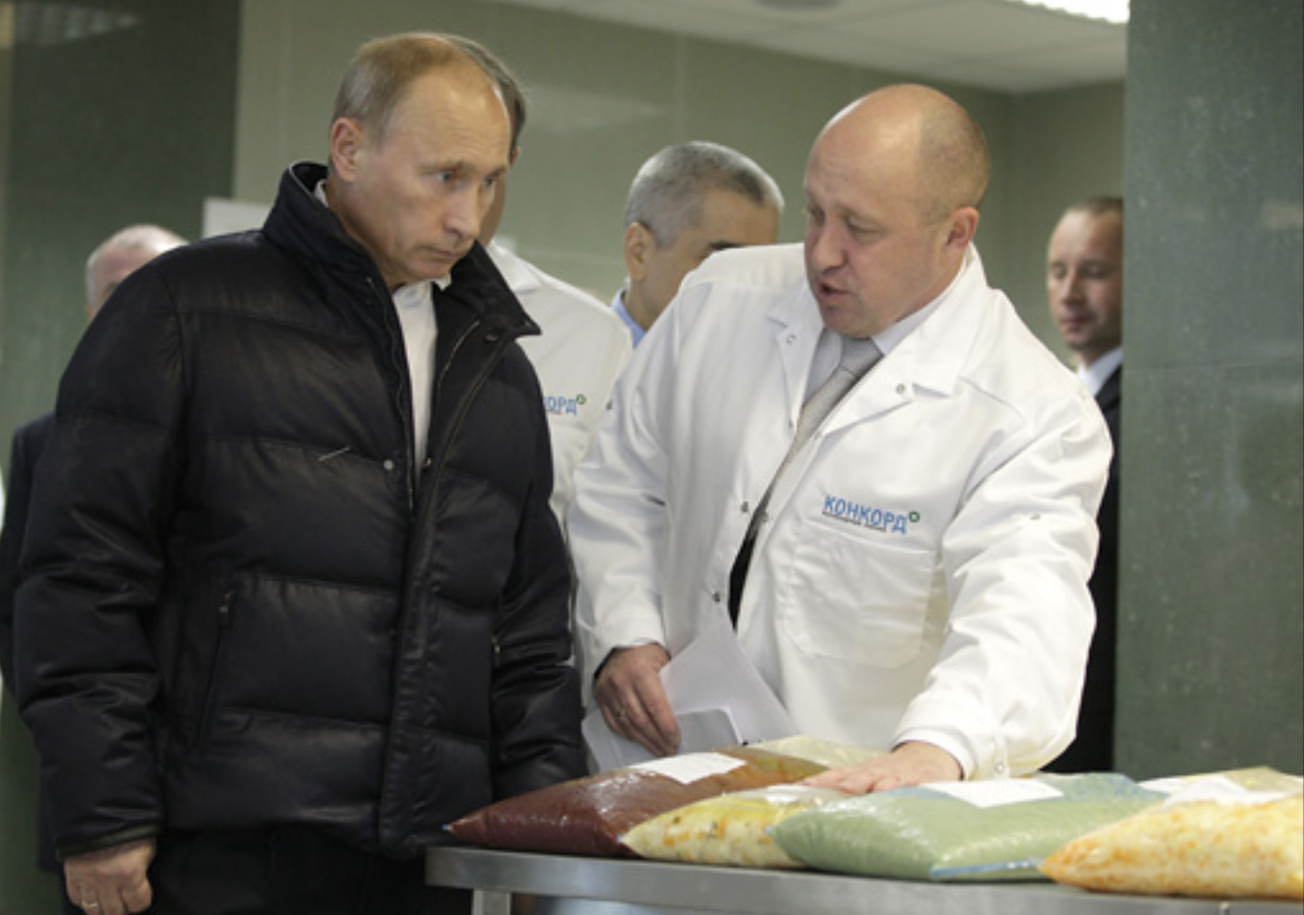 The Connection Between Putin's Chef, Global Political Interference and a Ukrainian Invasion