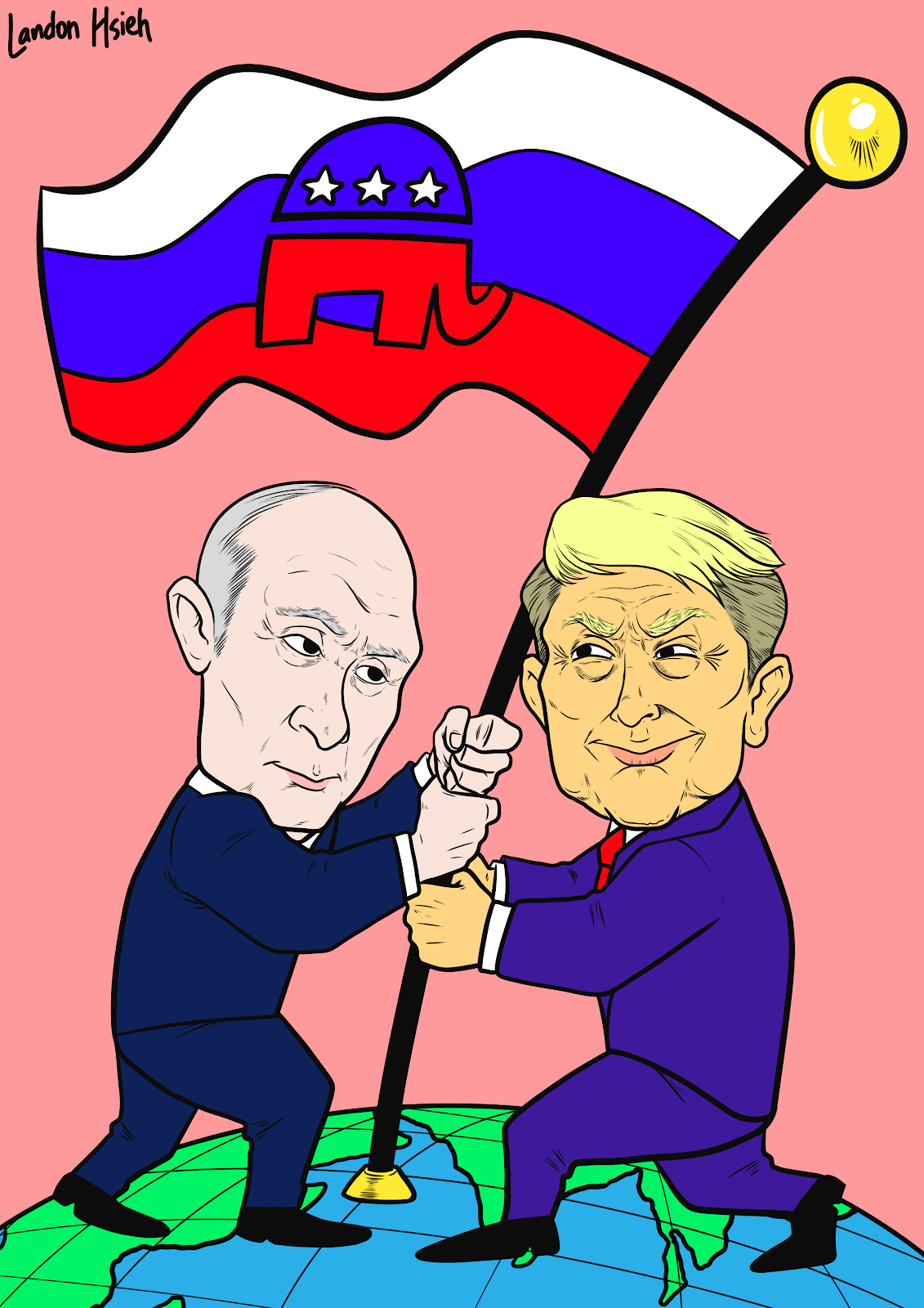 Conservatives and the Kremlin: An Emerging Alliance