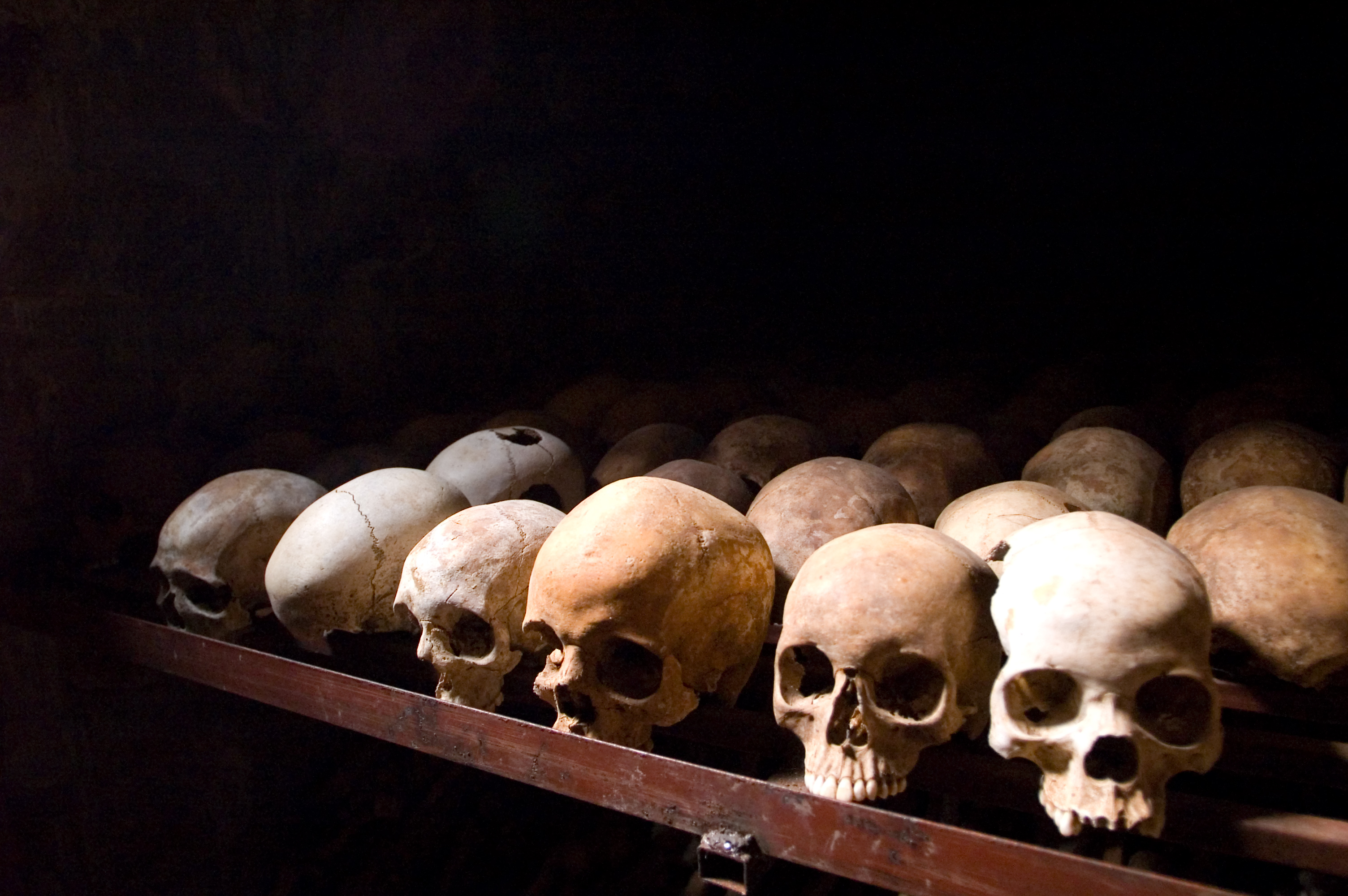 Can the Liberal World Order Stop Genocide?