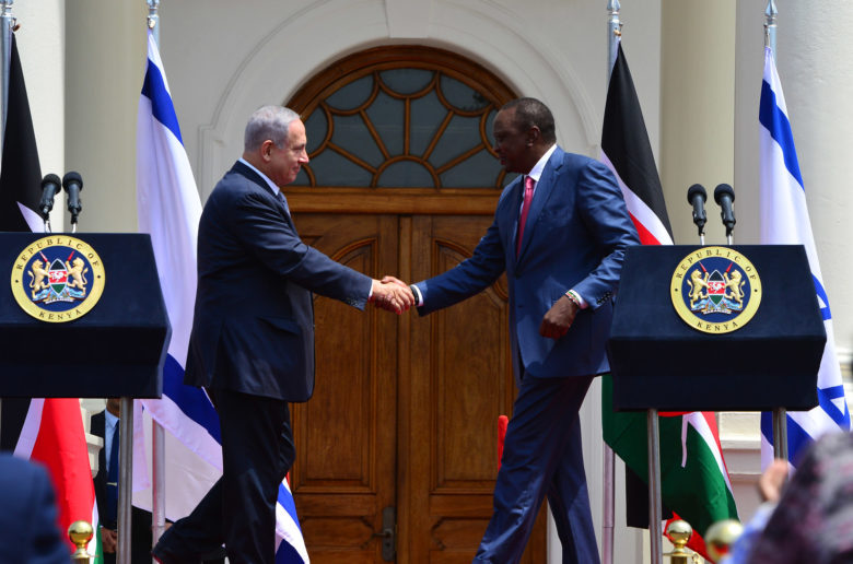 ????? ??? ?????? ????????, ???? ??? ?????? ?????? ?????? ????? ????? ????? ?? ???? ???? ?????? ??????, ?????? ??????? Photo by Kobi Gideon / GPO *** Local Caption *** President of Kenya, Uhuru Kenyatta