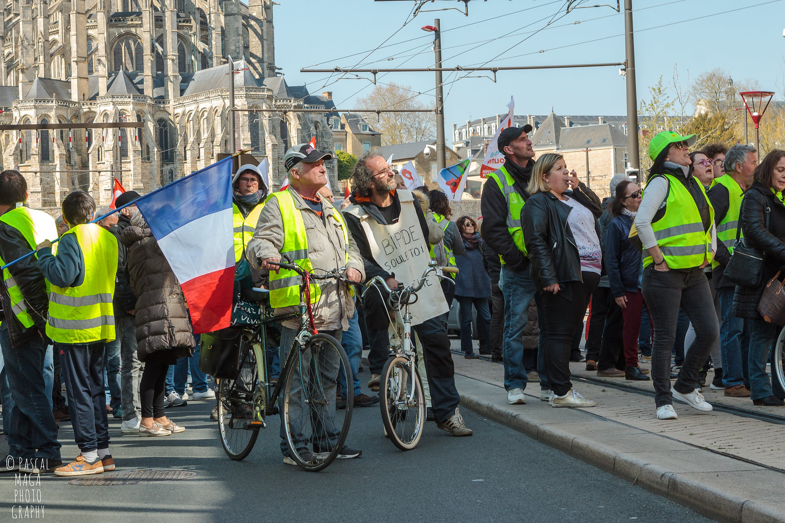 Paris on Fire: Lessons from France's Yellow Vest Movement