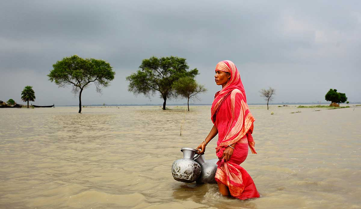 Climate Refugees: From Abstraction to Reality