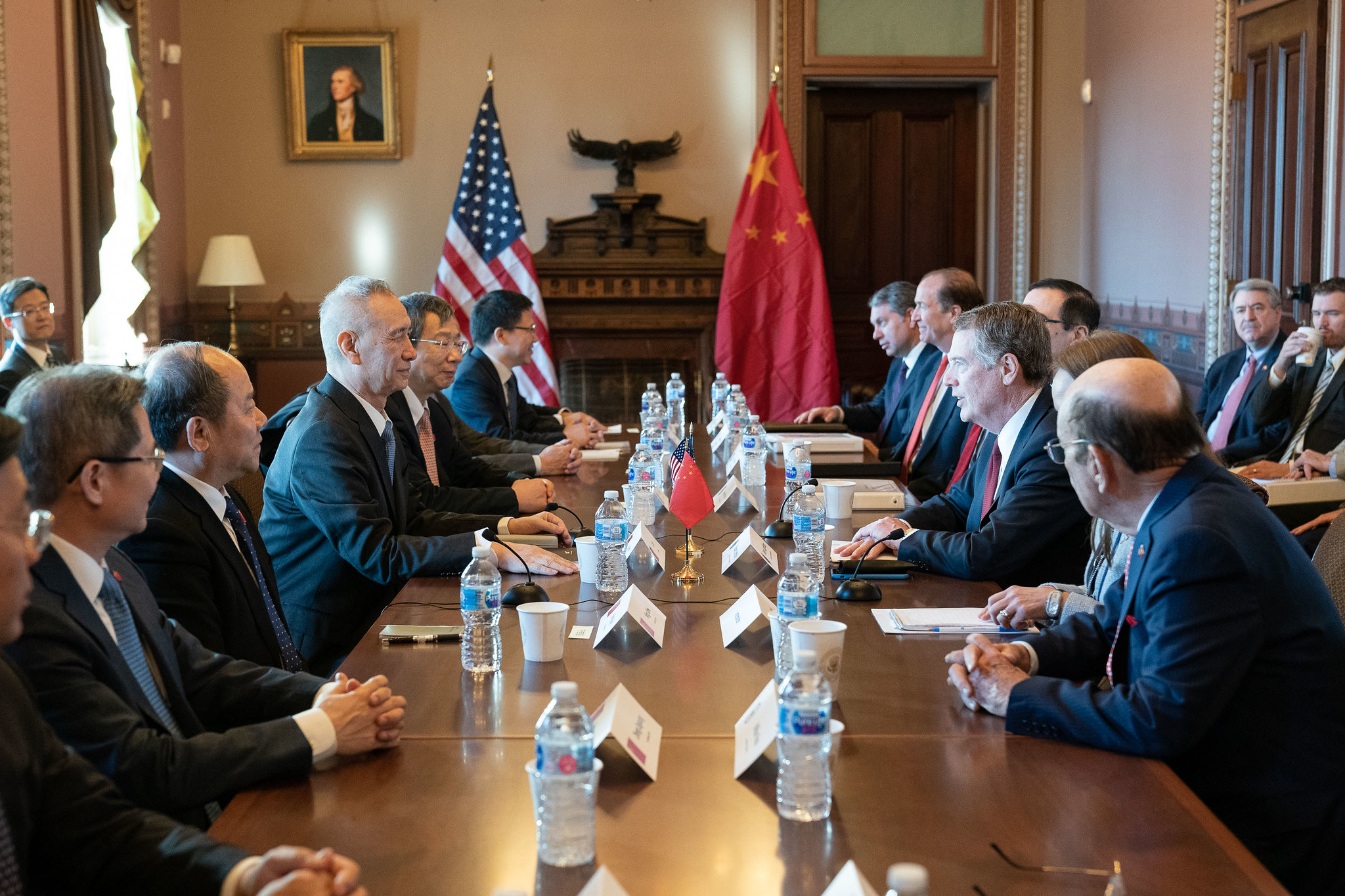 The Dragon and the Eagle: Where the United States' Chinese Foreign Policy is Failing