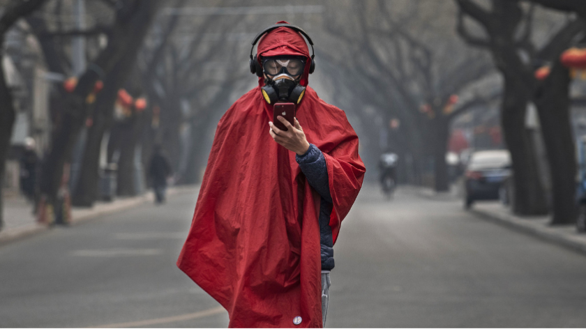 Is Xi's Coronavirus Gorbachev's Chernobyl?