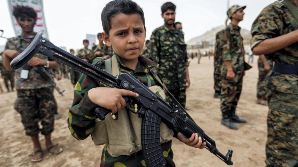 International Law and Child Soldiers: Yemen's Civil War