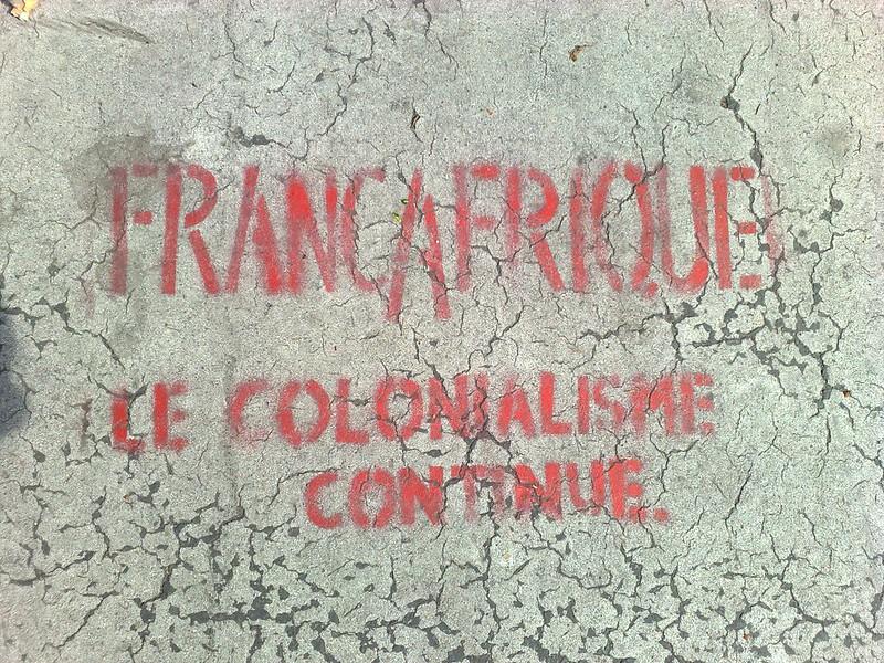 La Francafrique: Africa's Last Colonies