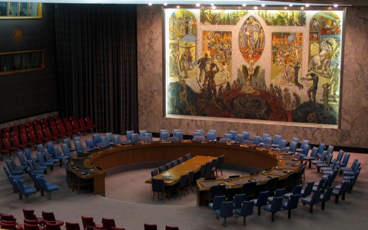 A Call to Amend the Security Council Veto