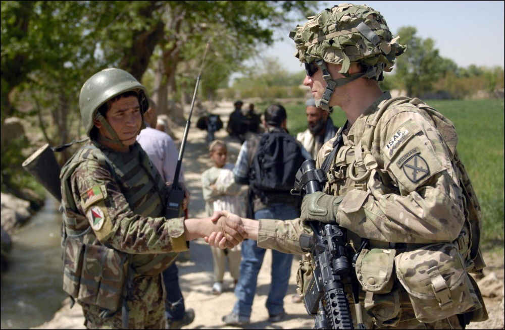 Afghanistan Reconstruction, Security, and their Ramifications on the Peace Process