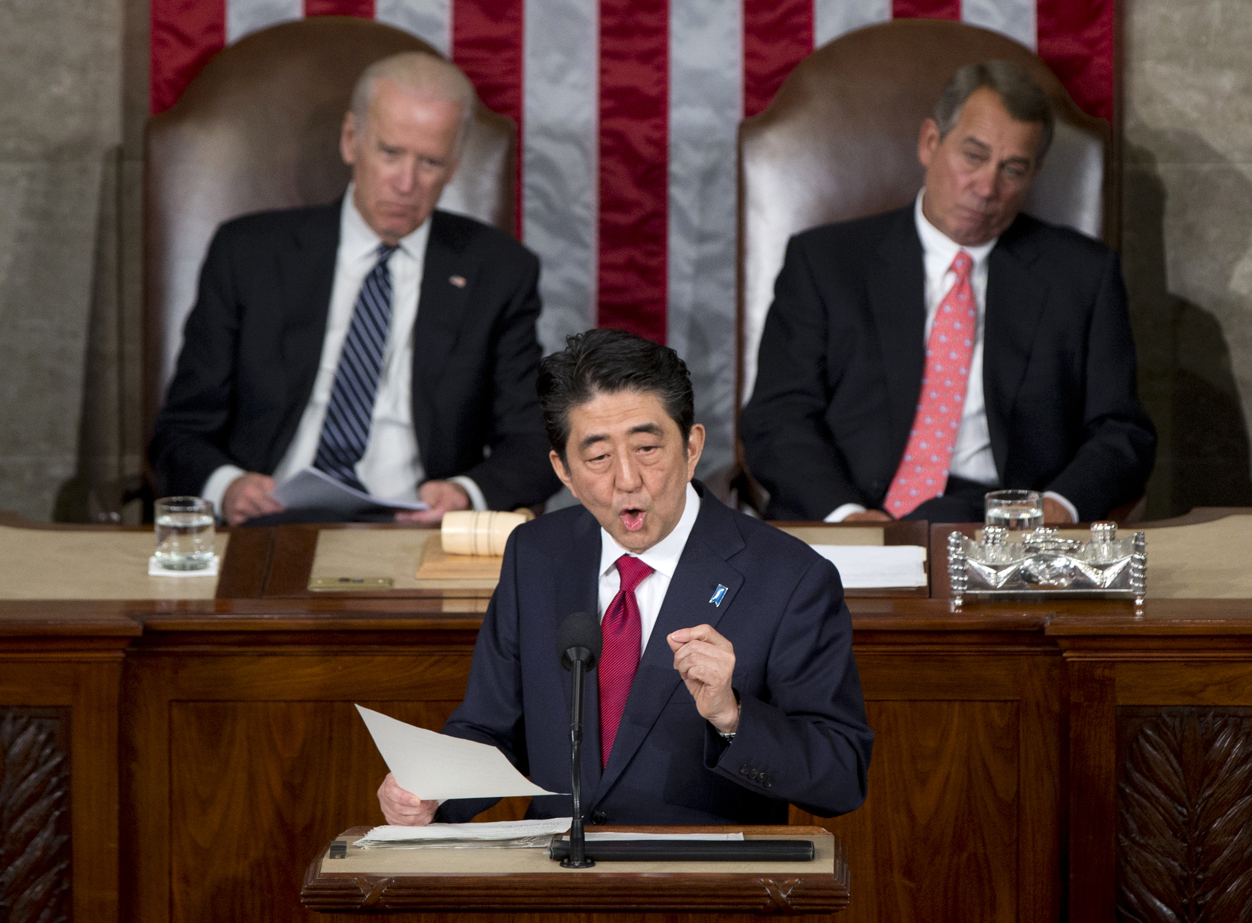 Abe's Successor and the Future of Japanese-American Relations